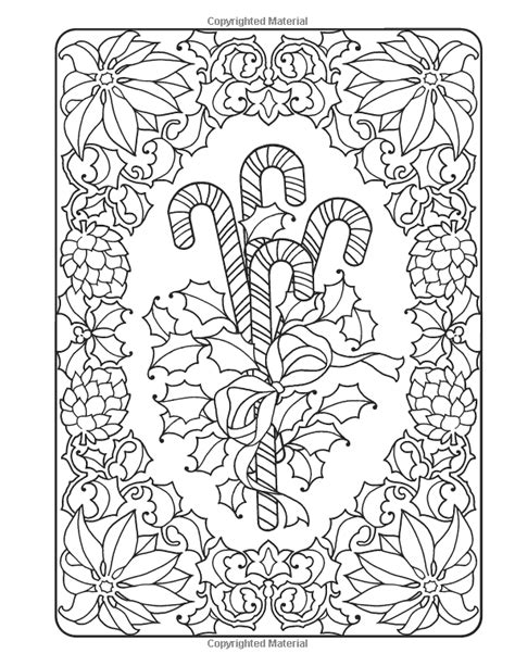 creative haven   fashioned christmas coloring book ted menten coloring pageschristmas