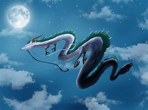 Spirited Away - Haku Fan Art by TacoSauceNinja on DeviantArt