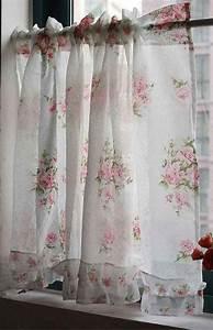 Shabby Chic Vorhänge : die besten 25 shabby chic vorh nge ideen auf pinterest m dchenraum vorh nge lange vorh nge ~ Markanthonyermac.com Haus und Dekorationen