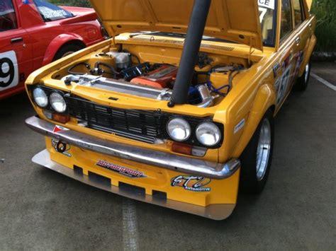 Datsun 510 Sr20 by Datsun 1600 Sr20 Turbo Speedcafe Classifieds