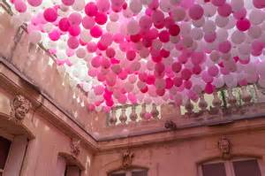 kitchen storage ideas pink balloons the new mood therapy installation
