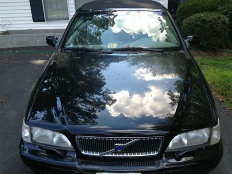 purchase   volvo  black convertible  dr