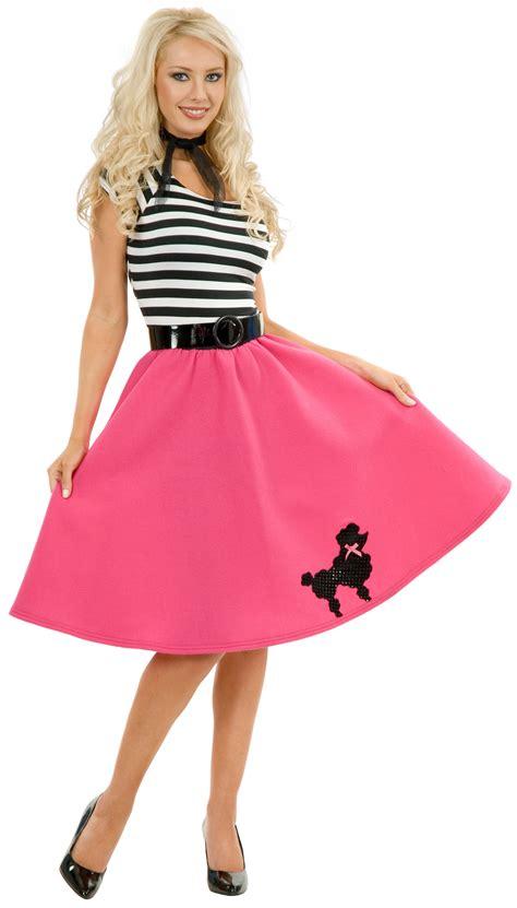 halloween poodle skirt costumes  girls
