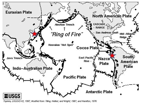 world map ring  fire choice image word map images