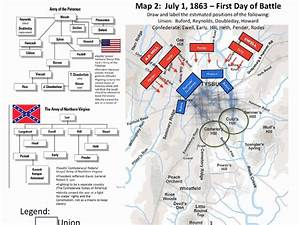 Gettysburg Battle Map 2 Movie