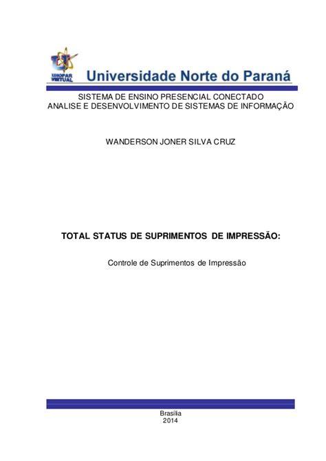 tcc 1 unopar analise de sistemas de informa 231 227 o