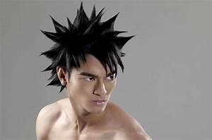 Coiffure Manga Garçon : coiffure homme cheveux court pique ~ Medecine-chirurgie-esthetiques.com Avis de Voitures