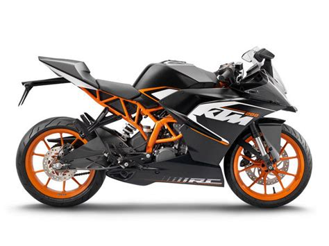 ktm rc  review top speed