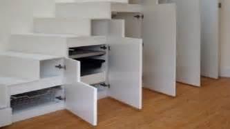 Bureau Sous Escalier Ouvert by 10 Astuces Rangement Sous Escalier Fut 233 Es Et Pratiques