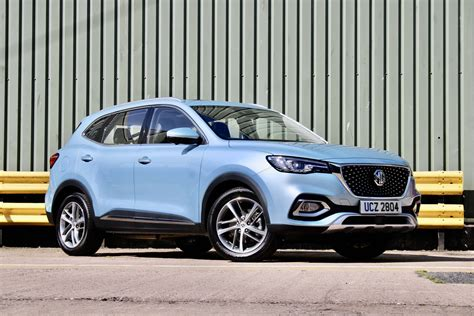 New MG HS Plug-In hybrid SUV: prices, specs and on-sale ...