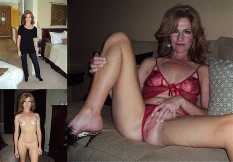 Dressed And Undressed 058 In Gallery Milf Wife Dressed Undressed 3 Picture 3 Uploaded By