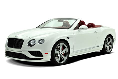 2017 Bentley Continental Gt Speed Convertible
