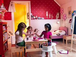 Chambre De Fille Ikea : table chambre fille ikea photo 8 10 une magnifique ~ Premium-room.com Idées de Décoration