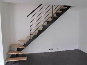 Escalier 1 4 Tournant Droit : escalier 1 4 tournant scadametal ~ Dallasstarsshop.com Idées de Décoration