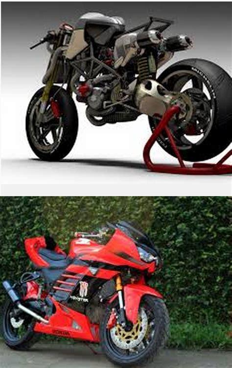 Cara Agar Ibu Hamil Tidak Gemuk Gambar Foto Modifikasi Motor Honda Verza 150 New Cw Keren