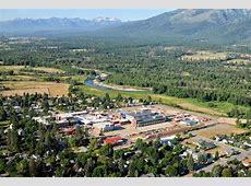 Hamilton Montana Bitterroot Mountains