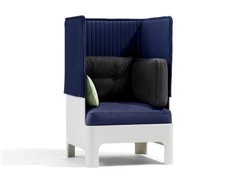Koja High-back Armchair By Blå Station Design Fredrik Mattson