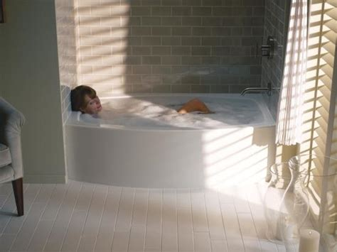 who are the three in the tub kohler k 1118 ra 47 almond 60 quot three wall alcove curved