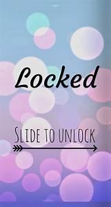 Cute iPad Lock Screen Wallpaper