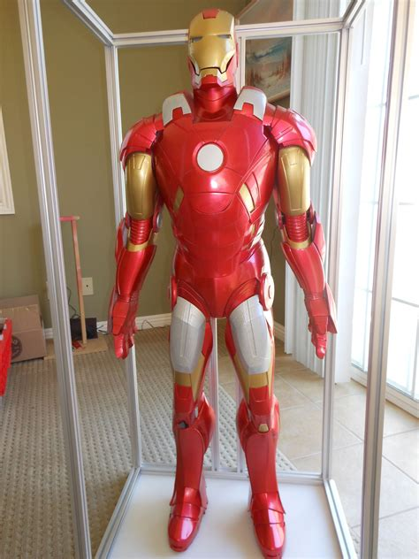 iron man mk  stl  model  printable stl cgtradercom