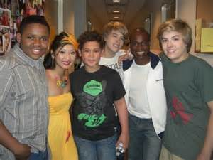 meeting the suite life on deck cast dylan and cole