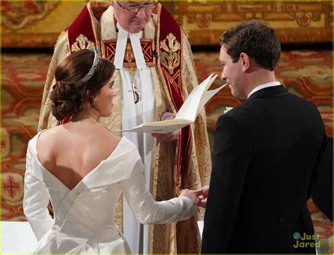 princess eugenie marries jack brooksbank  fairytale