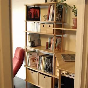 Etagere D Angle En Bois : etagere d 39 angle bois massif ~ Dailycaller-alerts.com Idées de Décoration