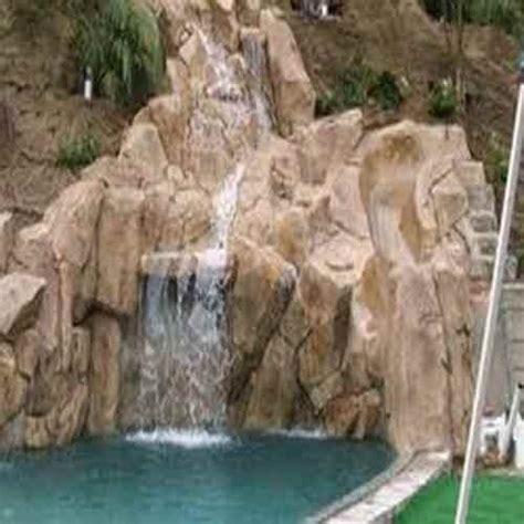 how to make artificial waterfall artificial waterfall garden waterfall manufacturer from kolkata