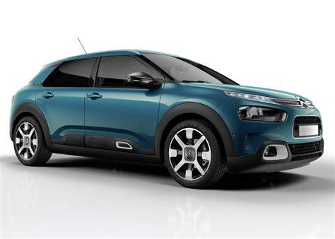 2019 Citroen C4 Cactus Gas Mileage  2019 Auto Suv