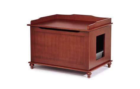 cat furniture litter box top 10 best cat litter box furniture enclosures