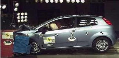 Fiat Safety Ratings by Fiat Punto 2006 2009 Crash Test Results Ancap
