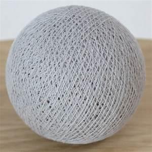 Cotton Balls Lichterkette : cotton ball lights kugel hell grau f r b lle lichterkette baumwolle ebay ~ Eleganceandgraceweddings.com Haus und Dekorationen