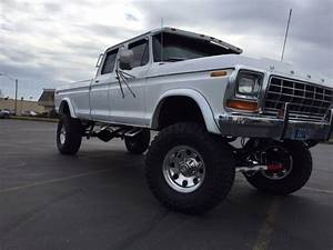 1978 F250 F350 Crew Cab Long Bed 4x4 Restored For Sale In