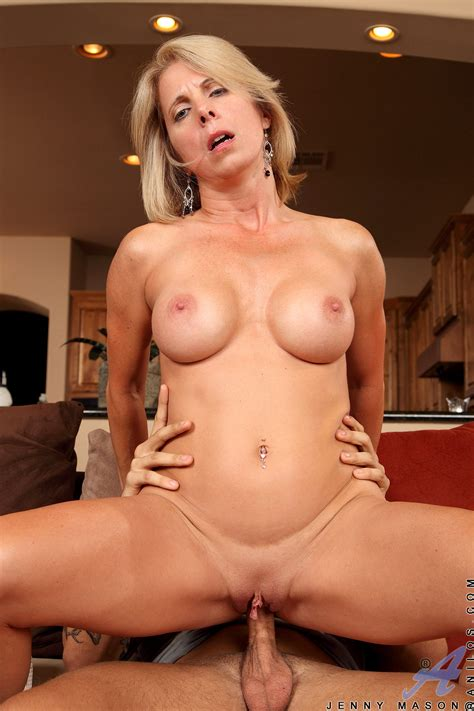 Sizzling Mature With Round Boobs Gets Both Of Her Love