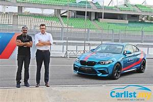 Bmw M2 Competition Makes Malaysian Debut  Rm626 800