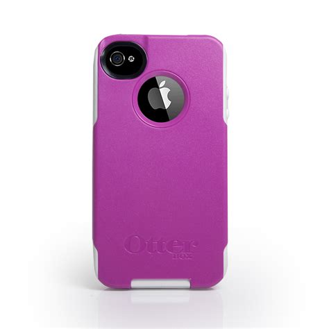 iphone 4s otterbox otterbox commuter series pink white for iphone
