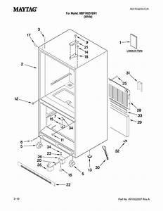 Maytag Refrigerator Icemaker Parts