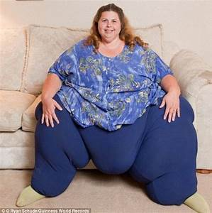 World's heaviest woman has found a new way to slim down ...
