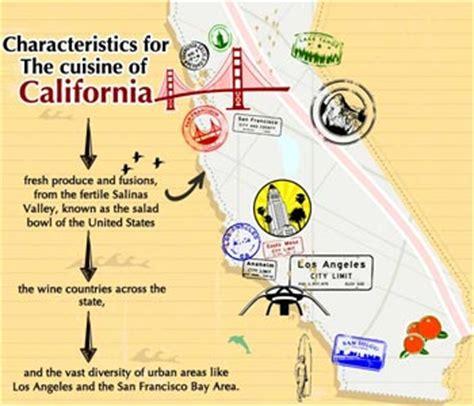 ca cuisine california food cuisine of california
