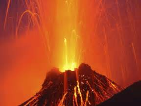Stromboli Italy Volcano