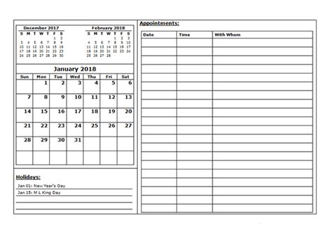 2018 Monthly Appointment Calendar  Free Printable Templates. Good Invoice Templates Excel. Oh The Places You Ll Go Graduation Edition. Accounts Payable Ledger Template. Yard Sale Flyer. Frozen Birthday Card. Cause And Effect Diagram Template. Christmas Cards For Facebook Free. College Graduation Gifts For Her