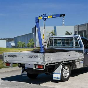 Ute Crane Swivel 900kg - Kincrome Australia Pty Ltd