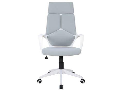 fauteuil de bureau gris fauteuil de bureau seattle coloris gris blanc vente de
