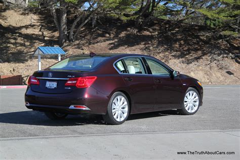 2014 Acura Rlx by Drive Review 2014 Acura Rlx Sport Hybrd With
