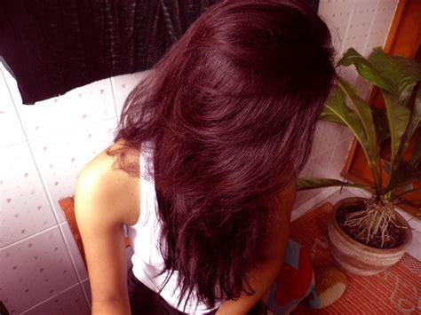 Bought Deep Burgundy Hair Dye?