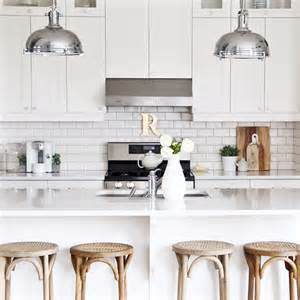 Kitchen Countertop Decorating Ideas Pictures three ways to style your kitchen counter ohmydearblog