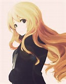 Image result for blond anime images