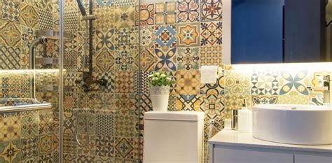 Unique Bathroom Tile Designs And Ideas An Easy Way To