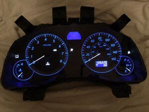 hayes car manuals 2003 infiniti g instrument cluster oem genuine gauge cluster all 2005 2006 infiniti g35 auto or manual all colors ebay