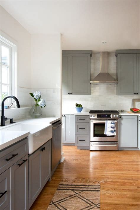 beforeafter  cool  confident kitchen  la